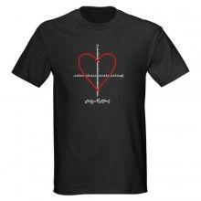 Math Heart Equation T-Shirt