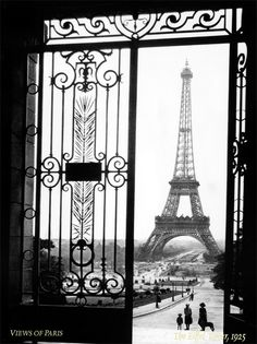Paris in the past? Maybe it'll be possible one day :P
