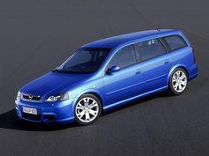 Opel Astra OPC Caravan