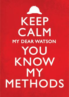 Makes me want to watch the Jeremy Brett Sherlock Holmes series again :).