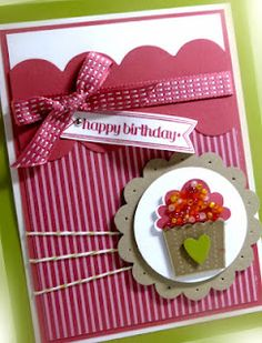 Me, My Stamps and I: Consider It Cased 110  stampin up