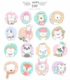 Discover thousands of Premium vectors available in AI and EPS formats Cartoon Cartoon, Cartoon Baby Animals, Cute Cartoon Drawings, Cartoon Sketches, Cute Baby Animals, We Bare Bears Wallpapers, Cute Wallpapers, Cartoon Mignon, Graffiti Doodles