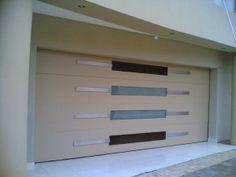 contemporary garage doors | Modern Joinery | Durban | Interior Doors | Entrance Doors | Garage ...