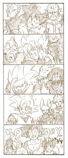 Goku's Legacy 5/5
