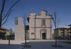 Biblioteca Pública Elsa Morante / DAP Studio (Lonate Ceppino Varese, Italia) #architecture