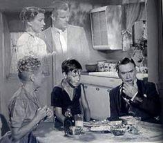 Classic TV Shows - Topper with Leo G, Carroll| FiftiesWeb. George and Marian-ghosts.