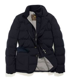 Loro Piana winter coat. I wish.