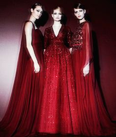 Dresses for Rivendell elves - Elie Saab
