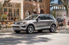 2016 VW Touareg - Luxury SUV   Volkswagen