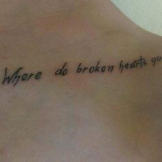 17 One Direction-Inspired Tattoos That Are Too Cute For Words Tattoos I want but am too scared to get Word Tattoos, Mini Tattoos, Body Art Tattoos, Tatoos, Song Lyric Tattoos, One Direction Tattoos, One Direction Quotes, Dream Tattoos, Future Tattoos