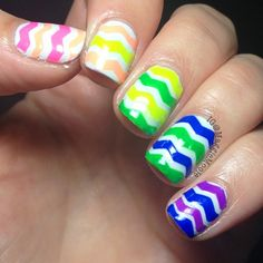 Instagram photo by maggiemooie #nail #nails #nailart