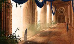 Summoned to the throne room by Tryingtofly.deviantart.com on @deviantART
