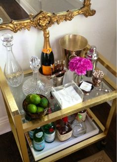 Luxe Report: Luxe Lifestyle: Friday Vignettes: Cocktail Time