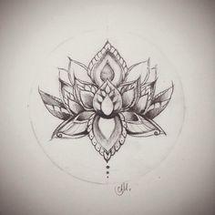 Lotus tat