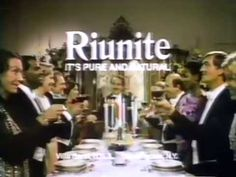 Riunite on Ice 1979 TV commercial - YouTube