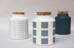 Seed Jars :: The Granite Ceramic Pottery, Ceramic Art, Granite, Stoneware, Home Accessories, Clay, Tableware, Kitchenware, House Renovations