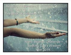 Seeking God's Wisdom - Day 46