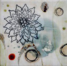 Stephanie Hargrave  Floating Chrysanthemum 6