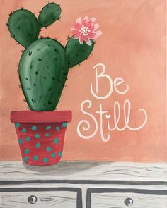 A warm mood, a blooming succulent and a chance to just. - A warm mood, a blooming succulent and a chance to just…. Simple Canvas Paintings, Easy Canvas Art, Small Canvas Art, Easy Canvas Painting, Mini Canvas Art, Cute Paintings, Diy Canvas, Diy Painting, Mexican Paintings