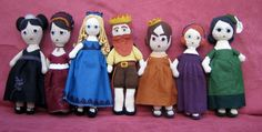 "Henry VIII and ""friends"" 