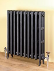 victorian 3 cast iron radiator