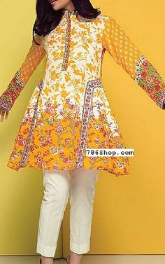 Online Indian and Pakistani dresses, Buy Pakistani shalwar kameez dresses and indian clothing. Girls Dresses Sewing, Stylish Dresses For Girls, Stylish Dress Designs, Dress Neck Designs, Frocks For Girls, Designs For Dresses, Pakistani Fashion Casual, Pakistani Dresses Casual, Pakistani Dress Design