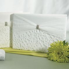 Bridal Tapestry Traditional Guest Book - #centerofattention #wedding #guestbooks