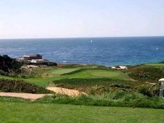 Spyglass Hill Golf Course - It's next door to Pebble Beach and worth every penny!  Can't wait to go back!