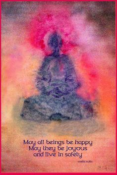 Benevolence toward all beings: Lovingkindness as a meditation practice. ~ Toni Bernhard