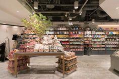 世の中の食の豊かさを、コト=体験で楽しめるDEAN & DELUCA福岡店 | ブレーン 2015年10月号