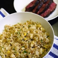 Cauliflower Paleo Fried Rice