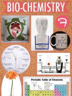 Dorm Room Inspiration Board: For The Bio-Chemistry Major biochem major dorm m jpg – The Frisky