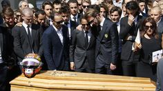 Jules Bianchi laid to rest in France