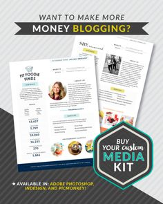 Why You Need A Media Kit For Your Blog