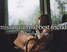 I've had the blessing of a few best friends through my life. I've also been blessed with remaining best friends with them. All but one, and I think of her often and wish I could find her again.