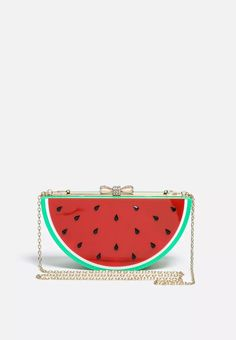 Fruit Clutch Bag