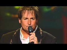 Better Day - Gaither Vocal Band. The cruise we went on was sponsored by this band. Lead singer on this song (gorgeous man as he is) Michael English with Wes Hampton, Mark Laury, David Phelps and Bill Gaither. Also Kevin Williams on the guitar and Gordon Mote playing the piano (which is Blind). The best gospel singers. Enjoyed meeting them on the cruise.