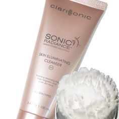 Clarisonic Skin Illuminating Cleanser   Fresh, foaming facial cleanser - http://www.bagorgie.com/index.php?id=399