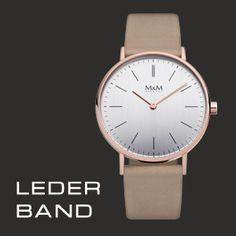 Best Basic: Designklassiker von M&M Uhren