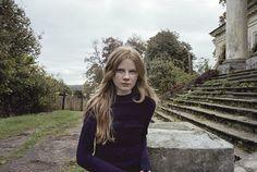 Lise Sarfati / Litva series: Inga #03, Alytus, 2004