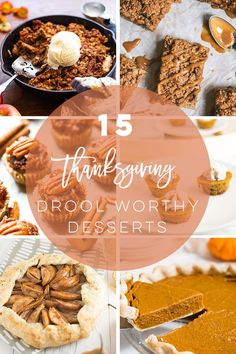 Find easy and delicious vegan Thanksgiving dessert recipes all your family and friends will love. Whether you are planning a Friendsgiving or a Thanksgiving feast, these vegan desserts deserve a spot at your table! #thanksgiving #veganthanksgiving #vegandesserts #veganthanksgivingdesserts | Mindful Avocado Vegan Thanksgiving, Thanksgiving Desserts, Holiday Desserts, Vegan Dessert Recipes, Fudge Recipes, Dinner Recipes, Healthy Recipes, Vegan Pumpkin Pie, Pumpkin Pie Recipes