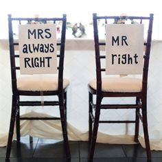 DIY Weddings, Wedding on A Budget, Unique Wedding Ideas, Funny Bridal Novalties, Bride and Groom seats, #inexpensiveweddingideas