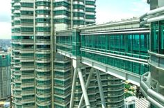 Petronas Twin Towers the most distinctive landmark in KL