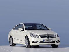 Mercedes Benz Clase E Coupe 2012