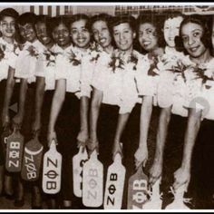 Vintage Zeta Phi Beta photo