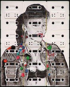 Arte en Cassettes   música  original  retro