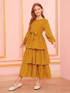 Stylish Dresses For Girls, Gowns For Girls, Frocks For Girls, Stylish Dress Designs, Dresses Kids Girl, Cute Dresses, Frock Patterns, Baby Girl Dress Patterns, Girls Fashion Clothes