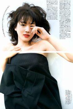 Japanese Beauty, Japanese Girl, Asian Beauty, Beautiful Asian Women, Beautiful People, Portrait Photography Poses, Asia Girl, Asian Woman, Cute Girls