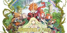 Adventures of Mana v1.0.5 - Frenzy ANDROID - games and aplications