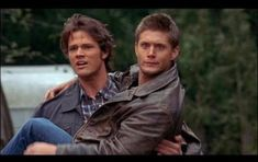 "Your two favorite ""Supernatural"" siblings share what it is like to grow up with a sibling."